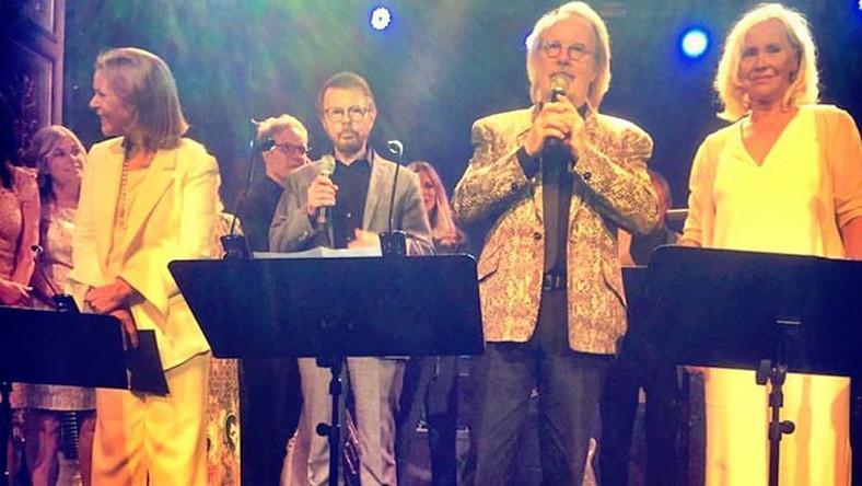 ABBA razem na jubileuszu