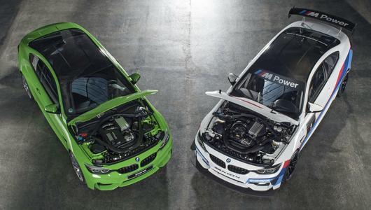 BMW M4 GT4 – gotowa na tor