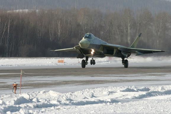 Ruski bombarder se srušio na ruskom Dalekom istoku