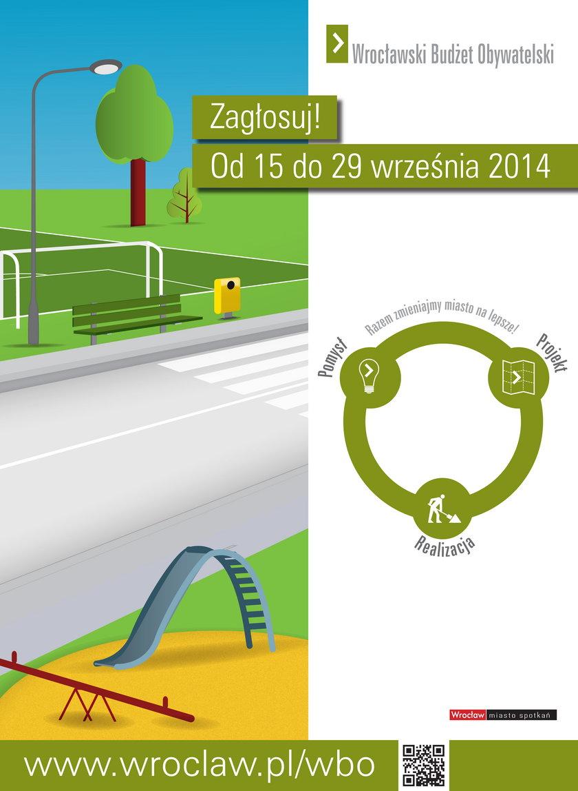 Plakat WBO 2014