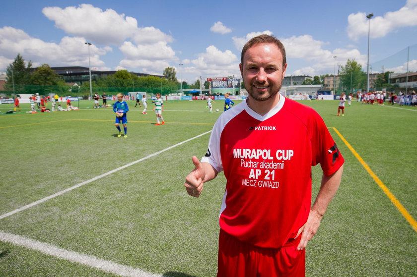 Pilka nozna. Akademia Pilkarska 21. Murapol Cup 2017. Turniej. 11.06.2017