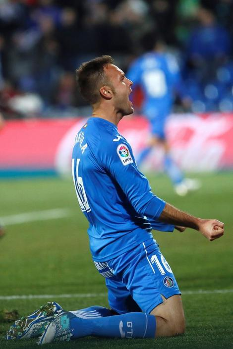Strelac jedinog gola: Huan Ruiz Kala