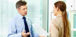 Za okazanie emocji możesz tracić pracę