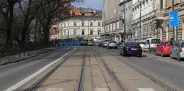 Basztowa znów bez tramwajów
