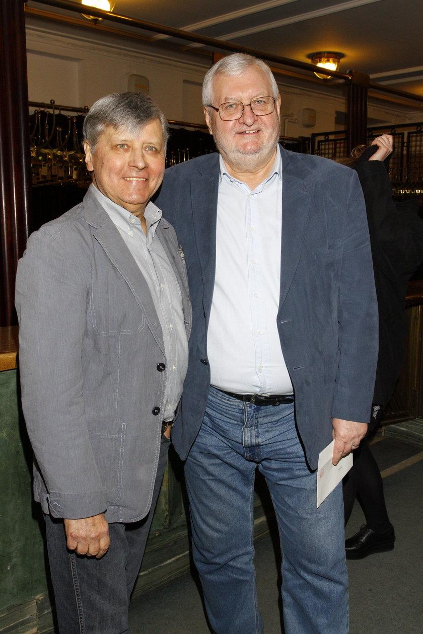 Andrzej i Janusz Zaorscy