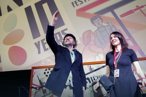 """Srpska premijera filma """"Na mlečnom putu"""": Emir Kusturica i Sloboda Mićalović danas na Kustendorfu"""