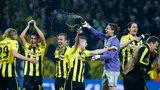 Szalona noc w Dortmundzie - Borussia wygrała przegrany mecz