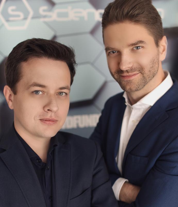 Grzegorz Mączyński i Robert Murzynowski
