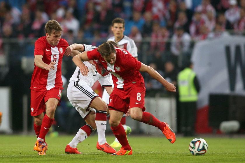 Niemcy Polska mecz towarzyski w Hamburgu