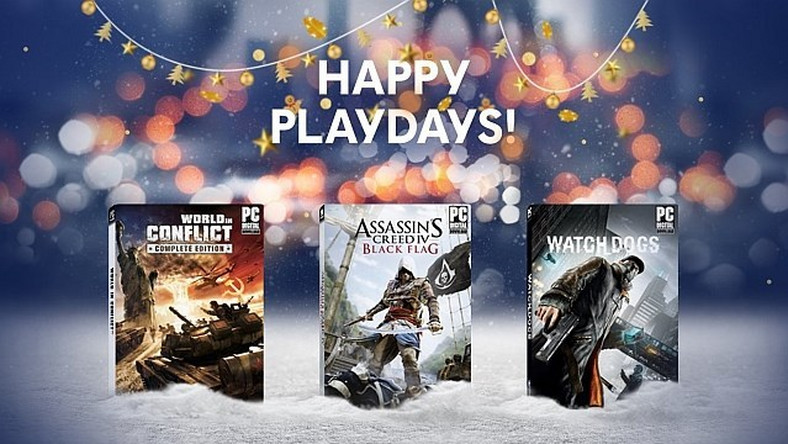 Watch Dogs, World in Conflict i Assassin's Creed IV Black Flag znowu za darmo na PC