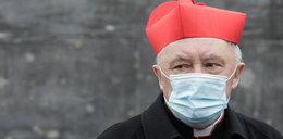 Kardynał Kazimierz Nycz w szpitalu. Zasłabł podczas mszy