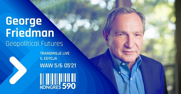 dr George Friedman, politolog i futurolog