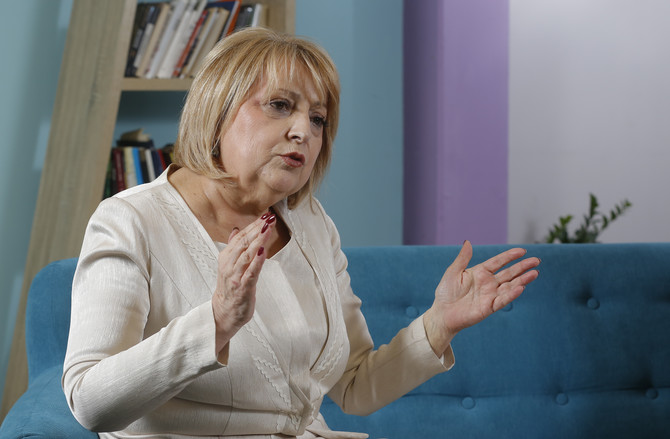 Prof.dr Slavica Đukić Dejanović, psihijatar