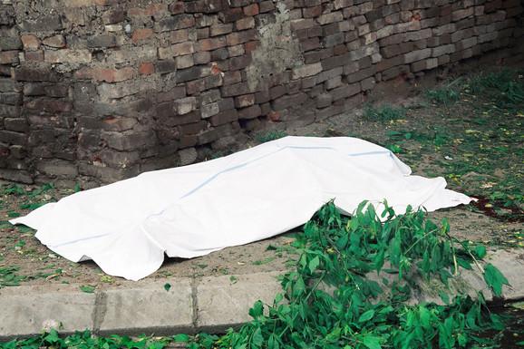 Trudnica poginula blizu velike Pijace