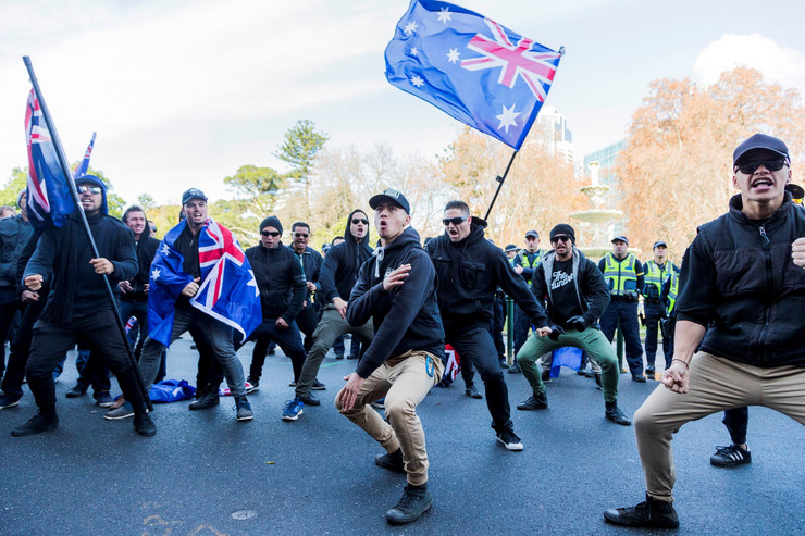 antiislamisti australija03 foto profimedia