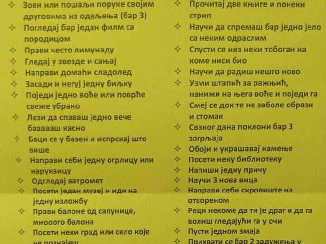 Pismo učiteljice koja je ZASULA DECU sa 45 domaćih zadataka za raspust ostavilo je roditelje u Srbiji BEZ TEKSTA!