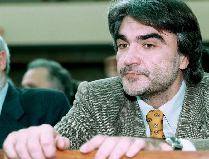 Željko Simić devedesetih
