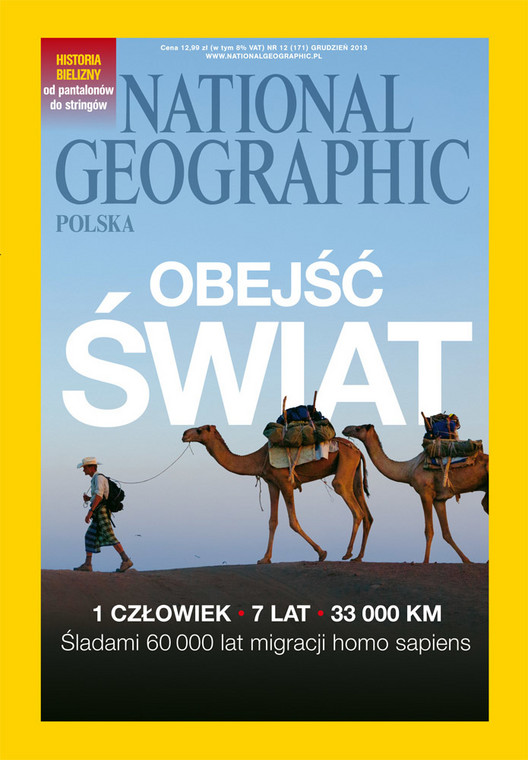 National Geographic Polska nr 12/2013