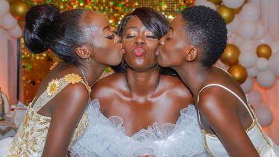 There's nothing like sibling rivalry – Akothee says as she celebrates daughter for doing this