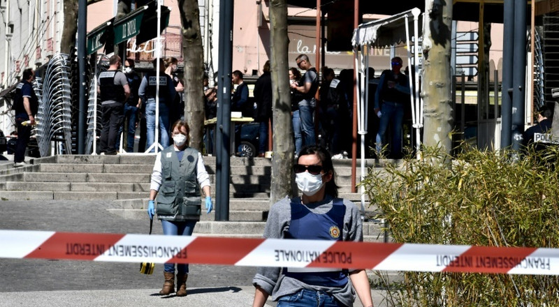 Three Sudanese arrested over French 'terror' stabbing