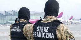 Popłoch na gdańskim lotnisku. 29-latek powiedział, że ma bombę i broń