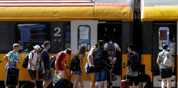 Zderzyły się dwa pociągi pasażerskie. Wielu rannych