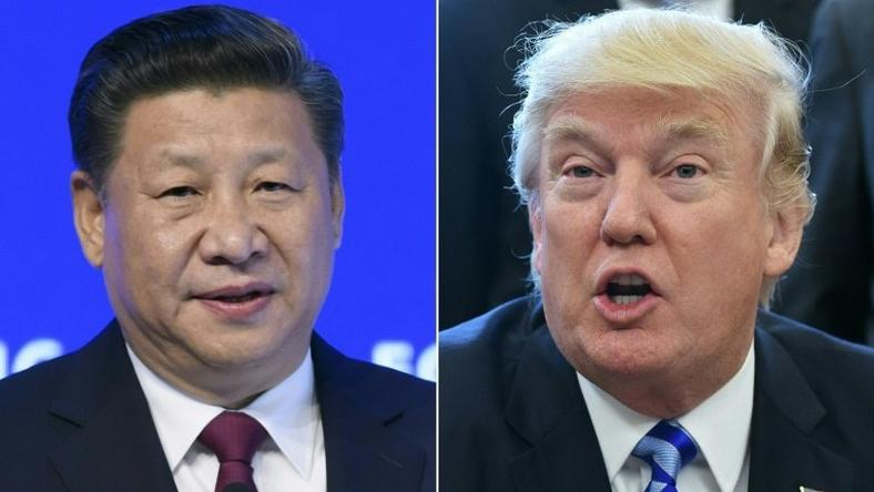 The meeting between US President Donald Trump (R) in and Chinese leader Xi Jinping (L) could be crucial in setting the tone of the relationship between the two powers in coming years