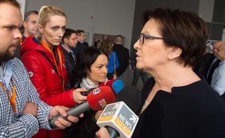Kopacz: Na miejscu Kaczyńskiego zaproponowałabym inną kandydatkę na premiera, mogłaby to być Rafalska