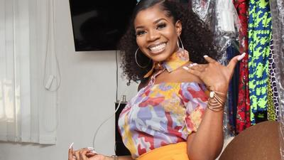 Wizkid's baby mama Shola Ogudu says she didn't know she was pregnant till after 5 months