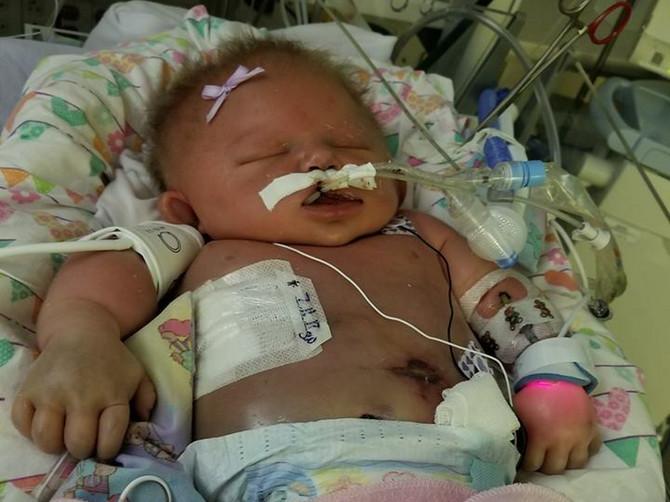 Rodila se potpuno zdrava i nakon 18 dana UMRLA: A razlog je samo JEDAN POLJUBAC