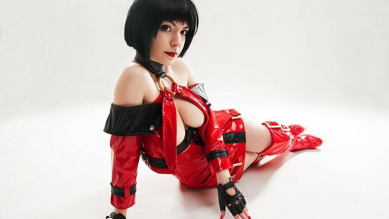 Aleksandra Reysmontel - piekna rosyjska cosplayerka i jej niesamowite kreacje