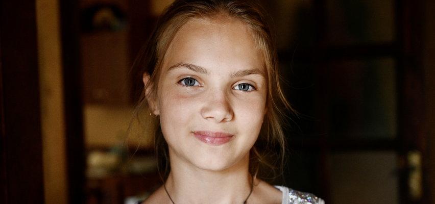 12-letnia Tetiana uratowała z powodzi czworo dzieci. Małą bohaterkę docenił sam prezydent!
