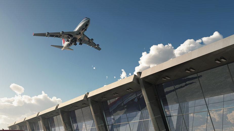 Zakaz w międzynarodowym ruchu lotniczym przedłużony do 28 lipca