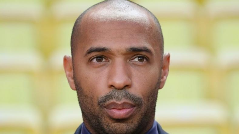 Former Arsenal and France star Thierry Henry, who is set to make his full coaching bow with AS Monaco in France's Ligue 1.