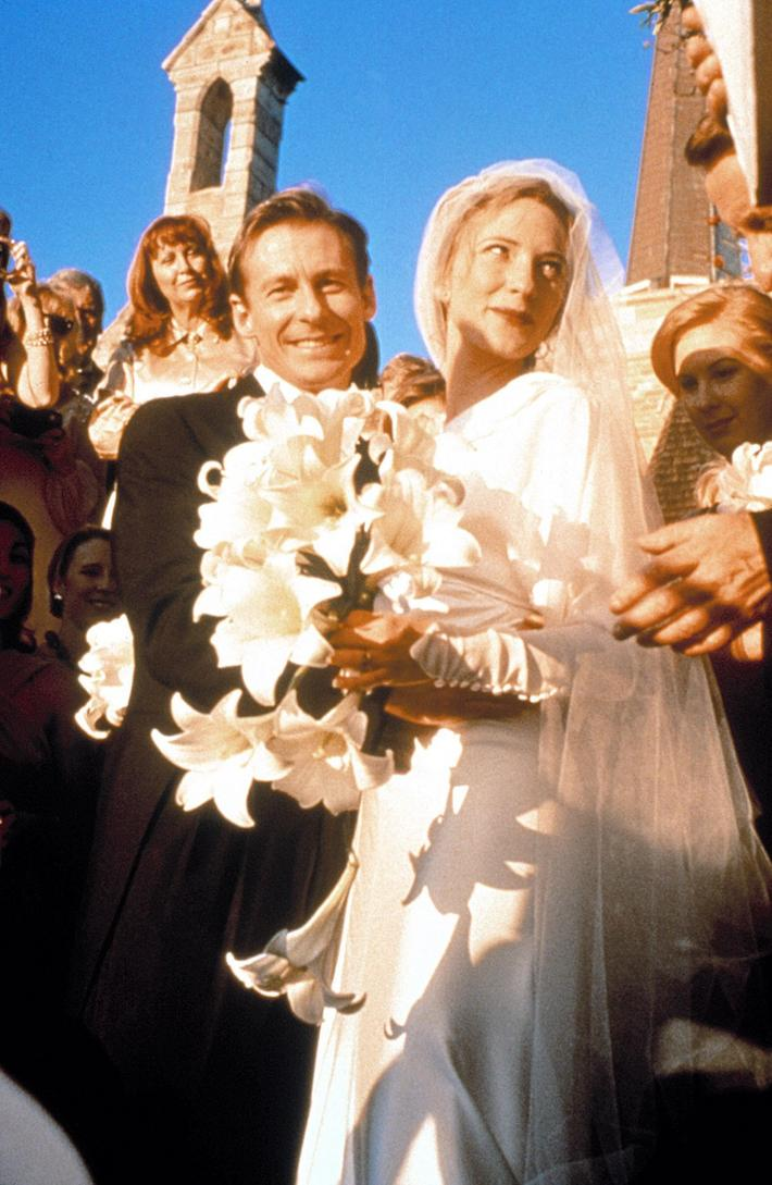 THE WEDDING PARTY, (aka THANK GOD HE MET LIZZIE), Richard Roxburgh, Cate Blanchett, 1997