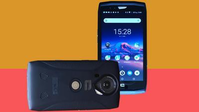 Crosscall Trekker X4 im Test: Smartphone mit Actioncam