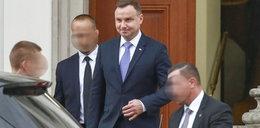Kulisy spotkania Dudy z Kaczyńskim! To prezes PiS położył prezydentowi na stole