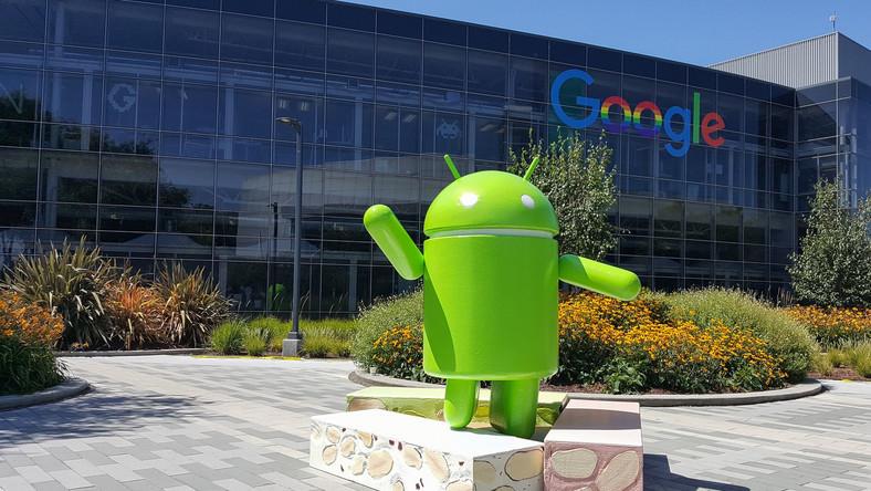 Siedziba Google'a w USA