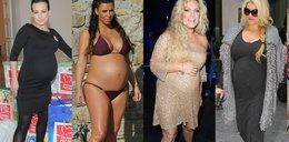 One nie schudły po ciąży!