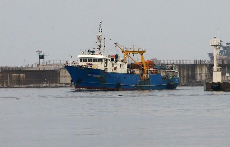 Rusija brod