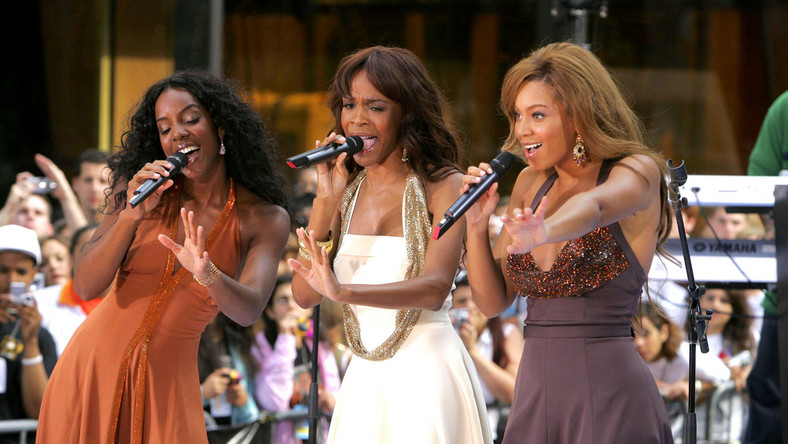 Destiny's Child w legendarnym składzie: Kelly Rowland, Michelle Williams i Beyoncé