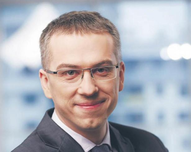 Daniel Ścigała, wiceprezes mPay fot. Dariusz Iwański