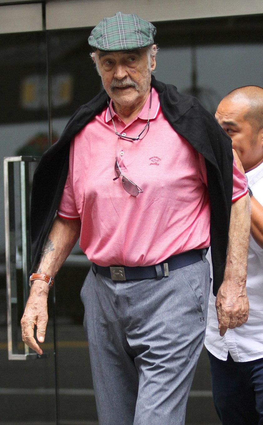 Francuska willa Seana Connery'ego na sprzedaż. Cena spadła o połowę!