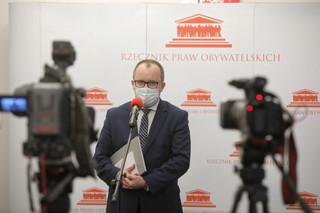 Bodnar wnioskuje o wyłączenie Przyłębskiej ze sprawy kadencji RPO