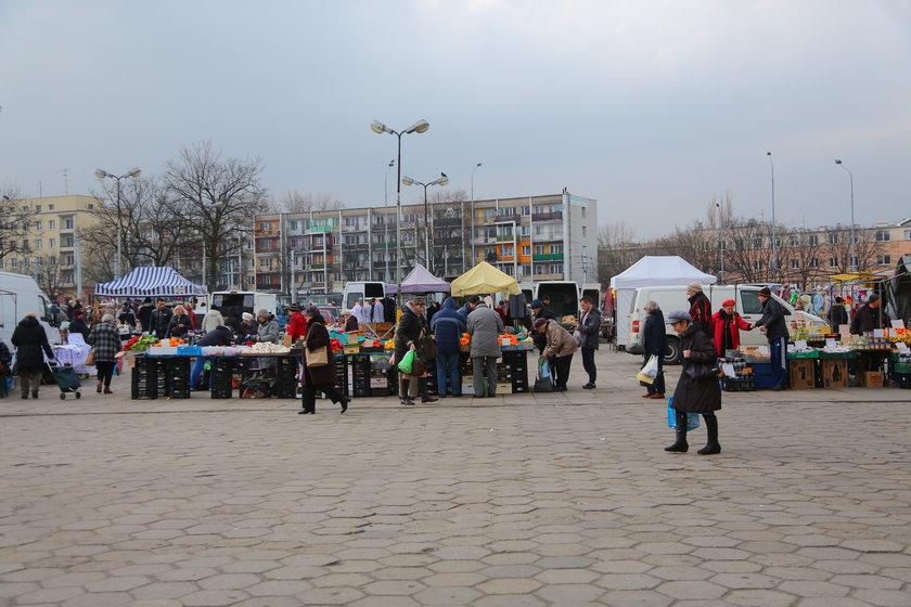Koniec z opłatą targową w Łodzi