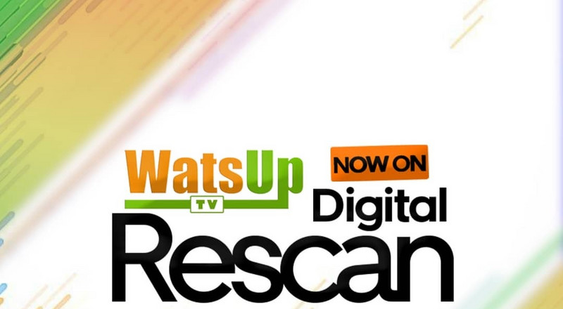 WatsUp TV 24 hours digital channel starts broadcasting