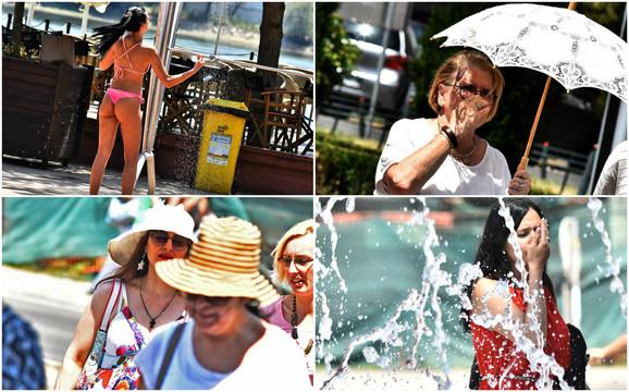 Tropske vrućine se očekuju u četvrtak