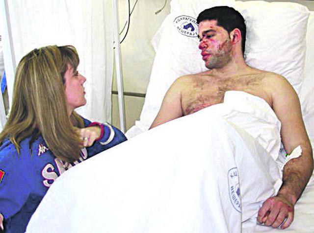 Alimpijević u bolnici posle tragične saobraćajne nesreće