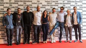 Karlowe Wary 2016: Marcin Dorociński na gali otwarcia festiwalu