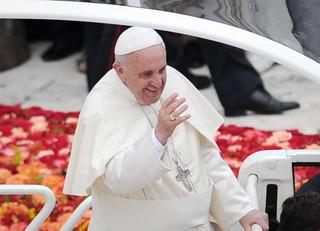 ŚDM: W konwoju papieża policjanci z Motocyklowej Asysty Honorowej